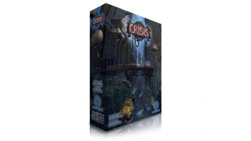 CRISIS - dieselpunk & worker placement for serious gamers