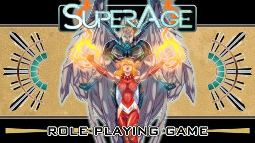 SuperAge Role Playing Game