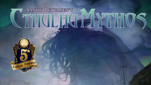 Sandy Petersen s Cthulhu Mythos for 5e