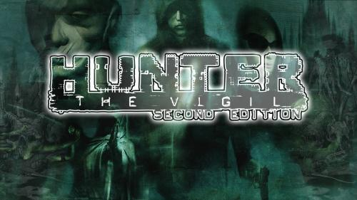Hunter: The Vigil Second Edition tabletop roleplaying game