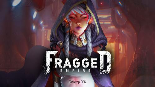 Fragged Empire RPG: Protagonist Archive and Miniatures.