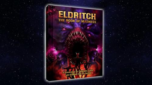 Eldritch: The Book of Madness for 5e