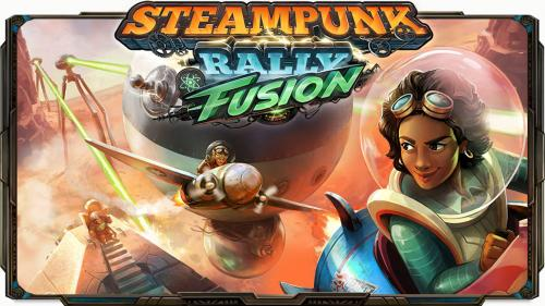 Steampunk Rally Fusion ~ Deluxe Edition