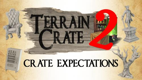 TerrainCrate 2: CRATE EXPECTATIONS