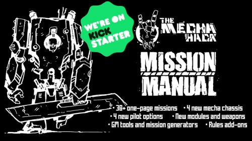 The Mecha Hack: Mission Manual