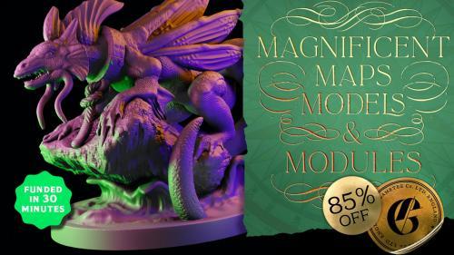 Magnificent Maps, Models & Modules