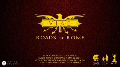 VIAE - Roads of Rome