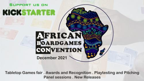AB Con - The African Boardgame Convention