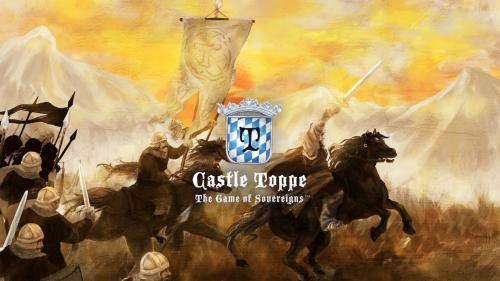 Castle Toppe - The Game of Sovereigns
