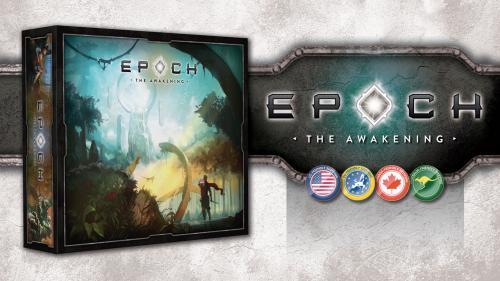Epoch: The Awakening Board Game