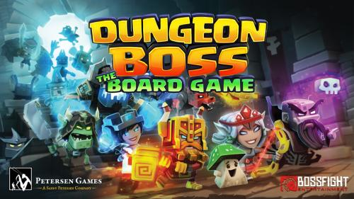 Dungeon Boss: The Board Game