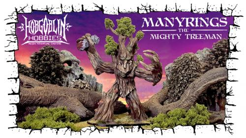 Manyrings the Mighty Treeman