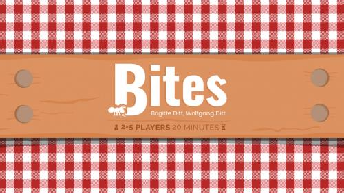 Bites - A 20 min, interactive, board game.