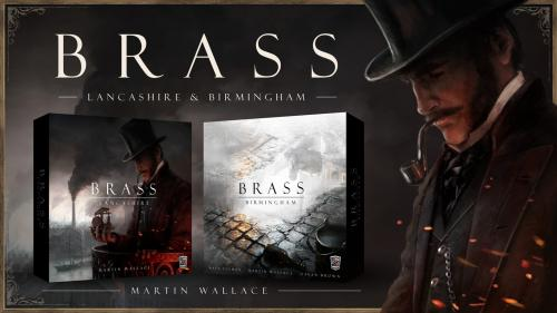 Brass ~ An Industrial Revolution
