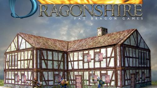 Dragonshire E-Z Lock Building Construction Set