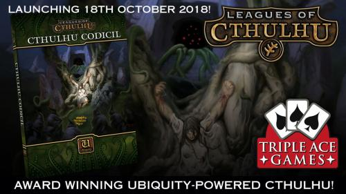 Leagues of Cthulhu: Codicil