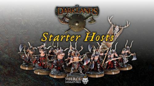 Darklands: Starter Hosts