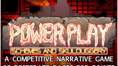 Power Play - Competitive Storytelling for Supervillains