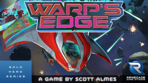 Warp s Edge - A Solo Adventure by Scott Almes