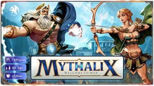 Mythalix: Chapter 1: Greek Mythology