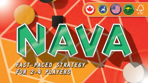 Nava: The fast-playing abstract game