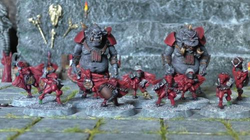 Hell s Minions - A Demonic Fantasy Football Team!