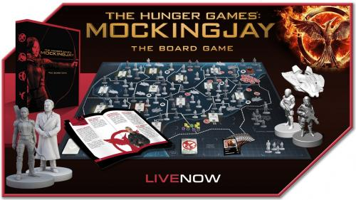The Hunger Games®: Mockingjay - The Board Game