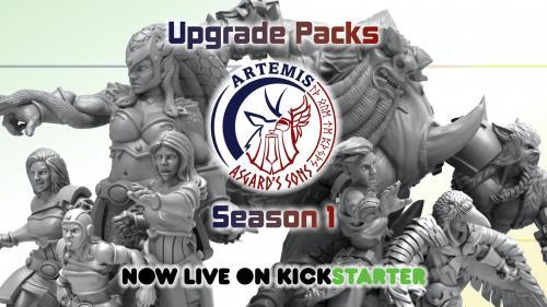 Fantasy Footbal Upgrade Packs Season 1