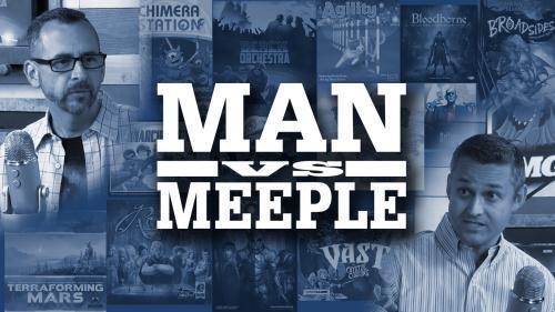 Man vs Meeple Season One Kickstarter