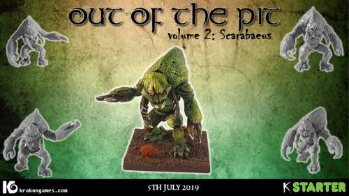 Out of the Pit 2: Scarabaeus