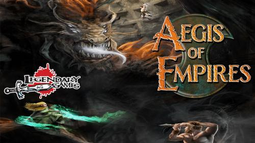 Aegis of Empires Adventure Path for 5E, Pathfinder 1E and 2E