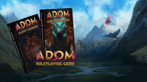 The ADOM (Ancient Domains Of Mystery) Roleplaying Game