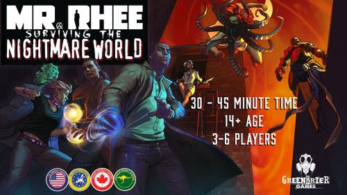 Mr. Rhee: Surviving the Nightmare World