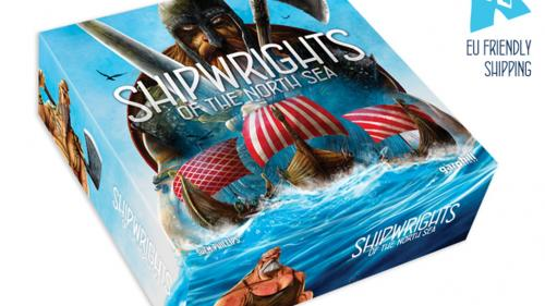 Shipwrights of the North Sea
