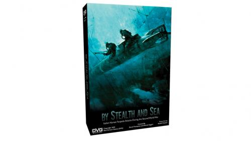 DVG - By Stealth and Sea