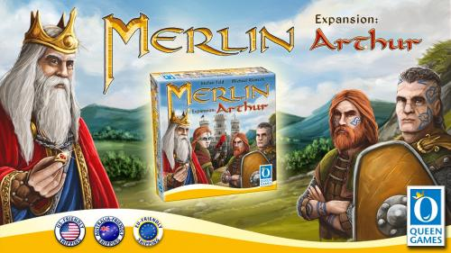 Arthur The First Expansion for Merlin