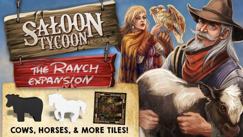 Saloon Tycoon: The Ranch Expansion -Base Game also available
