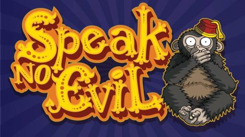 Speak No Evil: The Party Game for Foul Mouthed Masterminds