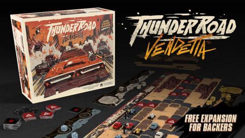 Thunder Road: Vendetta