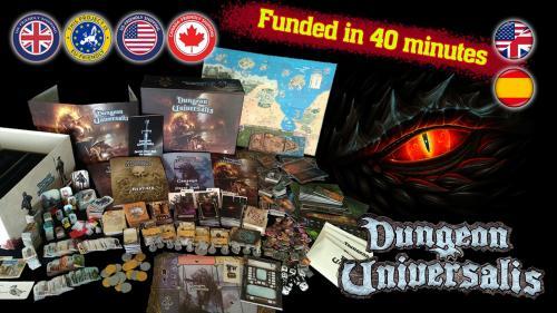 Dungeon Universalis (Second Printing)