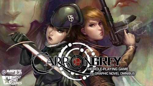 CARBON GREY: The Role-playing Game and Omnibus