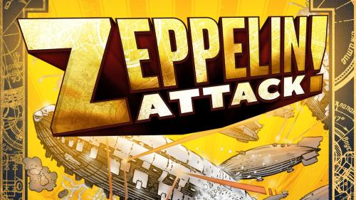 Zeppelin Attack!