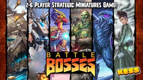 Battle Bosses
