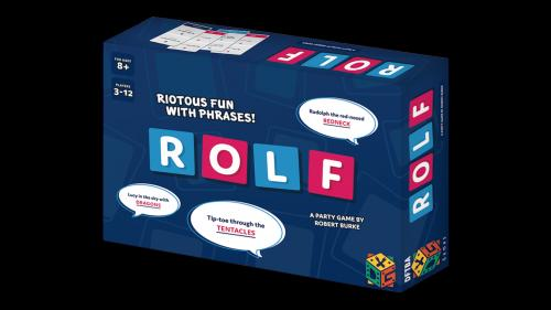 Rolf - A party game for creatives, geeks and Nerdfighters