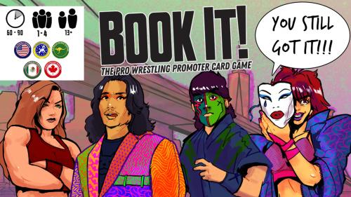 Book It! Expansion 2: You Still Got It! + Third Printing