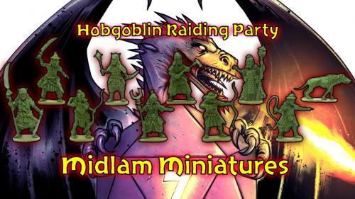 Hobgoblin Raiding Party