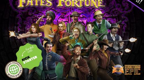 Secrets of the Lost Tomb and Fate s Fortune Relaunch
