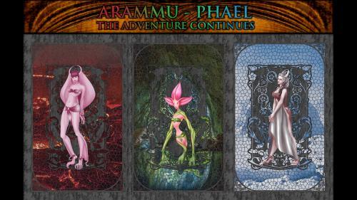 Arammu-Phael: Fantasy 3D Printable Tabletop Miniatures .STL
