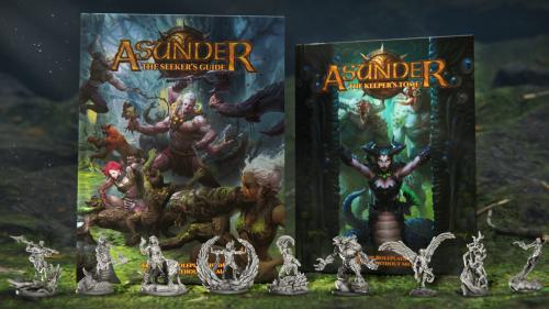 Asunder: A Dark Fantasy RPG