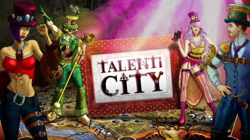 Talenticity - The Art-Battle with Visual Magic!
